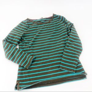 ⚠️ Boden striped long sleeve T-shirt